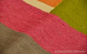 Modern Green Rugs by Color Swatch Rugs Abstract Wall Hangings Hand Embroidered Accent