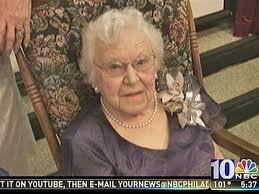 local singing telegrams local woman turns 100 with singing telegram nbc 10 philadelphia