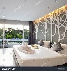 Luxury Bedrooms Interior Design by Luxury Bedroom Interior Design Modern Life Stock Photo 142709485