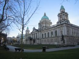 Belfast Botanical Gardens by Belfast City Hall To Botanic Gardens Via The River Lagan Bt1 U0026 Bt9