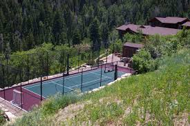 Backyard Tennis Courts Residential Tennis Sportprosusa