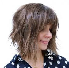 how to cut angled bob haircut myself 25 best ideas about shaggy bob hairstyles on pinterest short