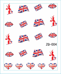 football water decal nail stickers nail art uk online buy