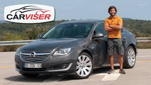 opel insignia 2014 opel insignia 2014 test sürüşü review english subtitled youtube