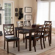 studio mozaika dining table u0026 chair 7 piece set