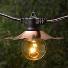 Decorative Patio String Lights Decoration Outdoor Globe String Lights Outdoor String Lights