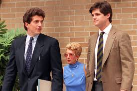 jfk jr u0027blackmailed by family u0027 to support cousin accused of