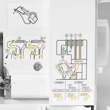 amazon com singer 14cg754 profinish serger sewing machine arts