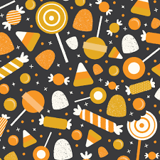halloween wallpaper free halloween candy tap image for more fun pattern wallpapers for