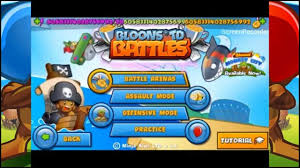 bloons td battles apk bloons td battles hack 3 1 android unlimited medallions and