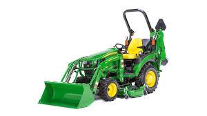 compact utility tractors 2038r john deere us
