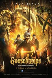 movie review and interview with the cast of goosebumps coog radio