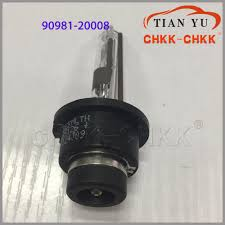 lexus xenon headlight bulb auto xenon hid headlight bulb 90981 20008 for toyota lexus ls430
