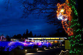 best holiday lights displays in the northwest