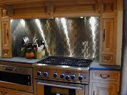 interior stainless steel backsplashes brooks custom stainless