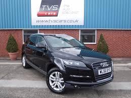 Audi Q7 Black Edition - used audi q7 black for sale motors co uk