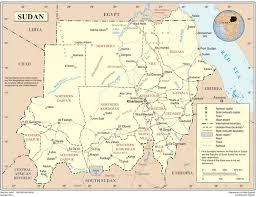 africa map khartoum country profile sudan embassy nairobi