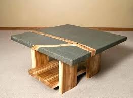 concrete tables for sale concrete coffee table diy outdoor concrete top coffee table concrete