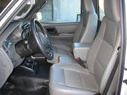 2005 ford ranger genuine leather seat covers