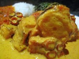 comment cuisiner poulpe poulpe au curry et au lait de coco recettes nc cuisine calédonienne