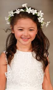 flowergirl hair flower girl hairstyles for hair flower hairstyles for