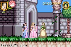 gameboy advance barbie princess pauper rom