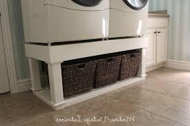 Build Washer Dryer Pedestal Home Decor 25 Best Ideas About Washing Machine And Dryer On
