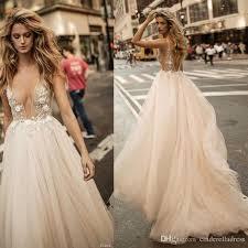 summer wedding dress discount 2017 sheer berta bridal chagne summer wedding