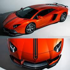 Lamborghini Aventador Headlights - lamborghini aventador v stripe kit ki studios
