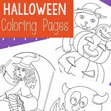 quirky momma halloween coloring pages for kids download