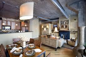 home design loft house assembling zen elements and modern