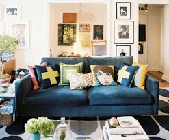 Accent Pillows For Brown Sofa by Sofas Center Archaicawful Blue Sofa Pillows Pictures Ideas