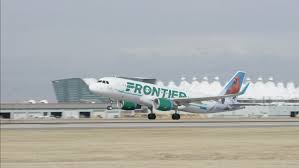 Frontier Airlines Route Map by Frontier Airlines Adding More Than A Dozen Destinations From Dia