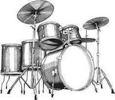 Drummer Tattoo Ideas How To Draw A Drum Set Cool Drums Pinterest Drum Sets