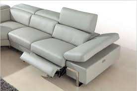 Reclining Modern Sofa Mid Century Modern Recliner Sofa Cabinets Beds Sofas And