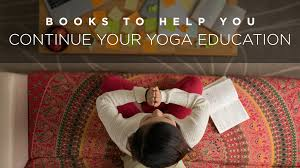 24 books to help you continue your yoga education