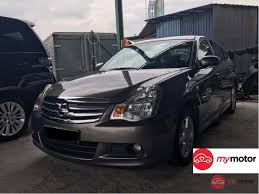 nissan sylphy price 2013 nissan sylphy for sale in malaysia for rm51 800 mymotor