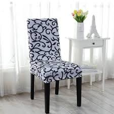 black and white chair covers chair covers slipcovers for less overstock