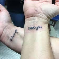 mother daughter tattoos tattoos pinterest daughter tattoos