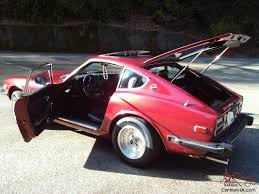 nissan 280z early 260z datsun nissan with matching numbers 240z