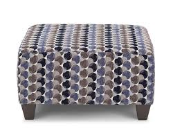 Mystic Ottoman Pattern Play You Ll The Soft Woven Chenille Upholstery Of The