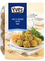 cuisine quinoa review brand power spotlight yves veggie cuisine kale quinoa