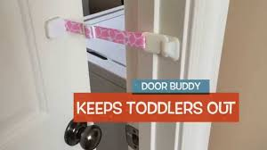 Cabinet Door Locks Latches by Baby Door Lock Latch U2013 Perfect For Baby Proofing Doors And The Cat