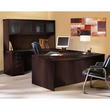 U Office Desk U Shaped Desks You Ll Wayfair