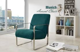 Teal Accent Chair by Munich Accent Chair Timeless Design By Nordholtz Furniture