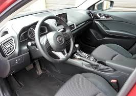 Mazda 3 Interior 2015 Test Drive 2015 Mazda 3 I Touring The Daily Drive Consumer