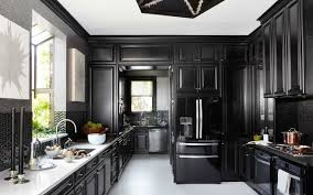 Dark Kitchen Ideas Black Kitchen Ideas That Will Make You Turn To The Dark Side