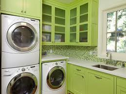 laundry in kitchen ideas laundry room shelving pictures options tips ideas hgtv