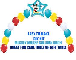 Balloon Arch Decoration Kit Diy Balloon Arch Kit Etsy