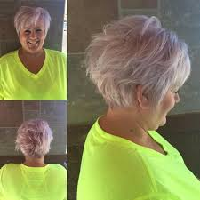 28 edgy and elegant haircuts for women over 50 page 7 of 28